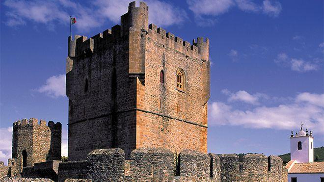 Castelo de Bragança Local: Bragança Foto: João Paulo