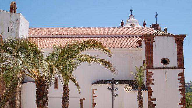 Sé Catedral de Silves Place: Silves Photo: Pedro Reis - Turismo do Algarve