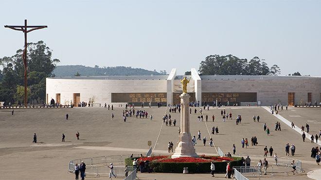Santuário de Fátima Local: Fátima Foto: Santuário de Fátima