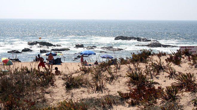 Praia da Agudela