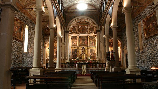 Igreja de Santa Maria, Matriz de Óbidos Local: Óbidos