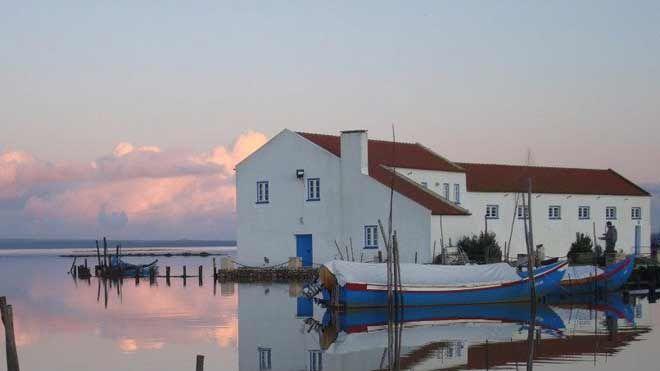 Observanatura Ort: Moinho de Maré de Mourisca do Sado Foto: Observanatura
