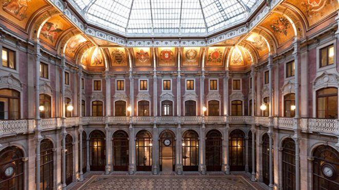 Palácio da Bolsa 照片: Palácio da Bolsa