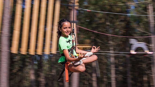 Parque Aventura São Jorge Foto: Parque Aventura São Jorge