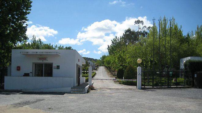 Parque de Campismo Municipal de Idanha-a-Nova
