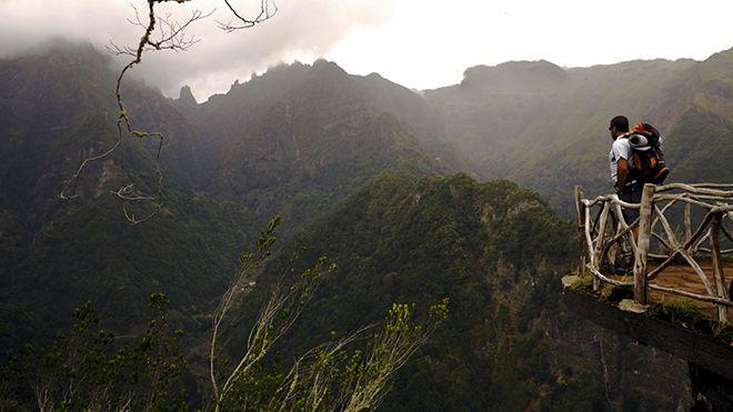 Parque Natural da Madeira Place: Balcões Photo: AP Madeira