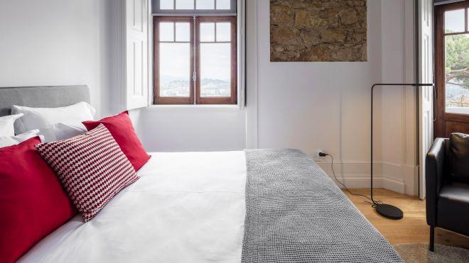 Local: Coimbra Foto: Penedo da Saudade Suites & Hostel