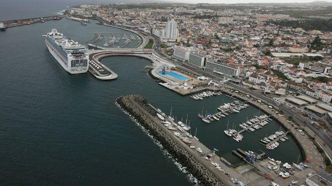 Portas do Mar_Ponta Delgada Plaats: Ponta Delgada_São Miguel Island_Azores Foto: Publiçor