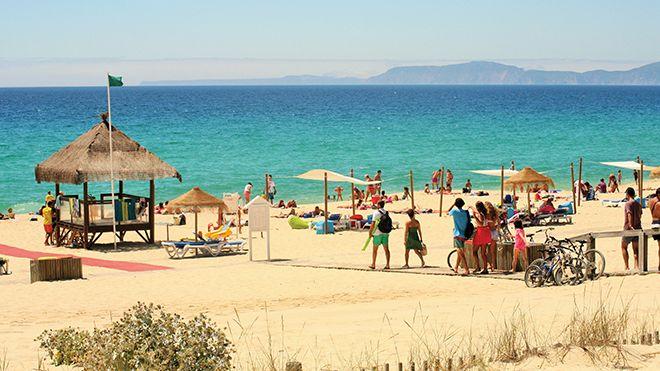 Praia da Comporta Lugar Grândola Foto: Turismo do Alentejo - CM Grândola
