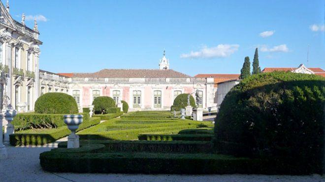Queluz Palace&#10Ort: Queluz