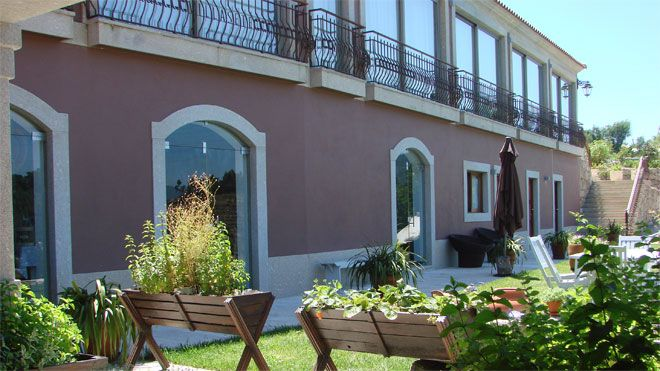Quinta de VillaSete Lugar Marco de Canaveses Foto: Quinta de VillaSete