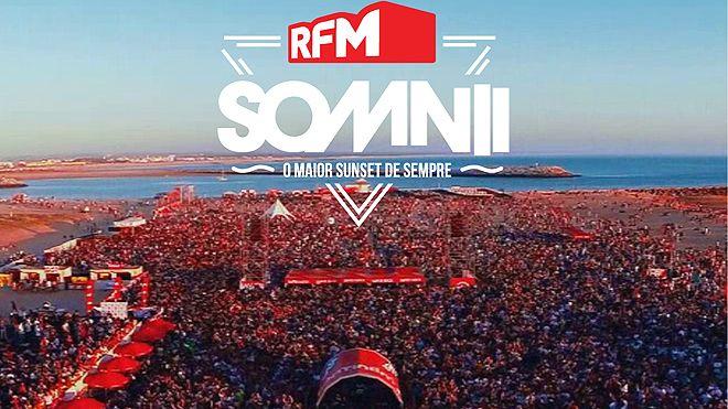 RFM SOMNII Место: Praia do Relógio - Figueira da Foz