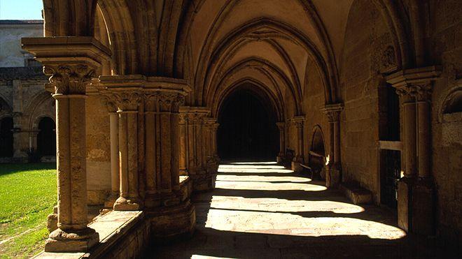 Sé Velha Ort: Coimbra Foto: AS