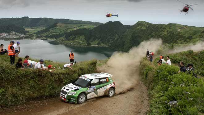 Rallye Açores&#10Place: Ilha de São Miguel&#10Photo: Turismo dos Açores / João Lavadinho