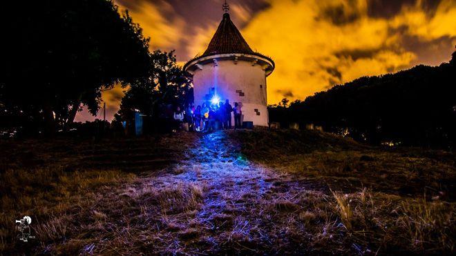 Trilhos Nocturnos&#10Local: São Domingos de Rana&#10Foto: Trilhos Nocturnos