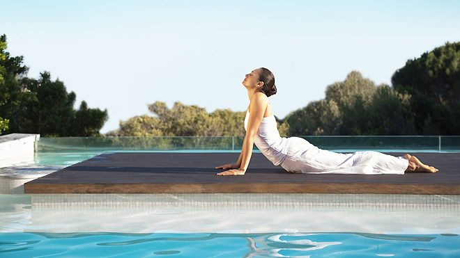 Trip for Wellness_Fitness-Yoga-Streching Photo: Trip for Wellness