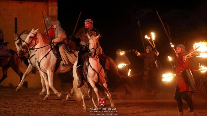 Viagem Medieval a Santa Maria da Feira