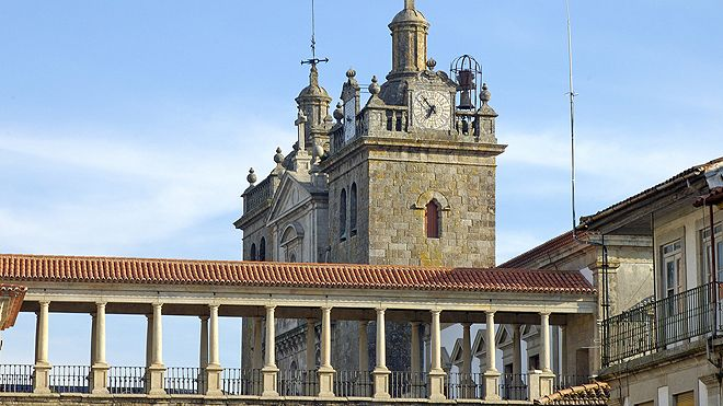 Sé Catedral - Viseu&#10Foto: ARTP Centro de Portugal