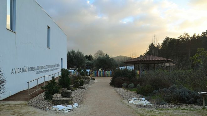 Parque Biológico Serra da Lousã Local: Miranda do Corvo