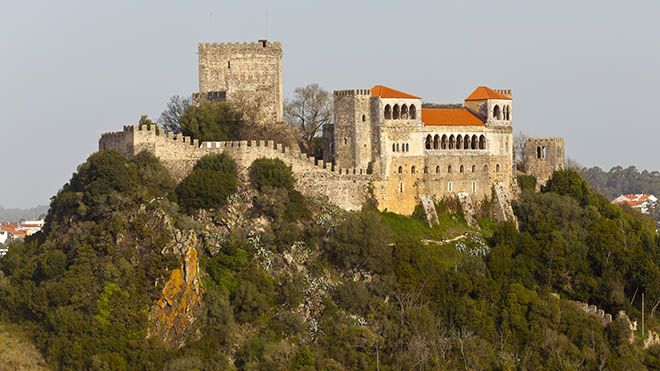 Leiria Castle&#10Luogo: Leiria &#10Photo: shutterstock_Visual Cortex