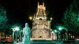 Santuário de Nossa Senhora dos Remédios Lugar Lamego Foto: Sergey Peterman - Shutterstock