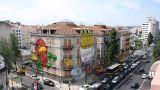Os Gêmeos Ort: Lisboa Foto: Leonor Viegas