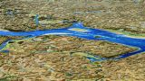 Reserva Natural Sapal de Castro Marim e Vila Real de Santo António&#10Plaats: Castro Marim&#10Foto: Turismo do Algarve