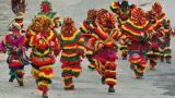 Caretos de Podence&#10Local: Bragança&#10Foto: Associação Grupo de Caretos de Podence
