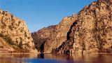 Geoparque Naturtejo - Portas de Ródão Local: Portas de Rodão Foto: Naturtejo
