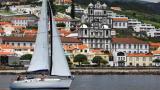 Marina da Horta&#10Место: Ilha do Faial nos Açores&#10Фотография: Publiçor