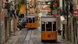 Elevador da Bica&#10Место: Lisboa&#10Фотография: Gtresonline