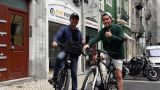 RentRiders Plaats: Lisboa Foto: RentRiders