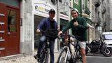 RentRiders&#10Plaats: Lisboa&#10Foto: RentRiders