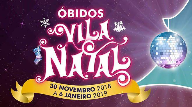 Óbidos Vila Natal 2018