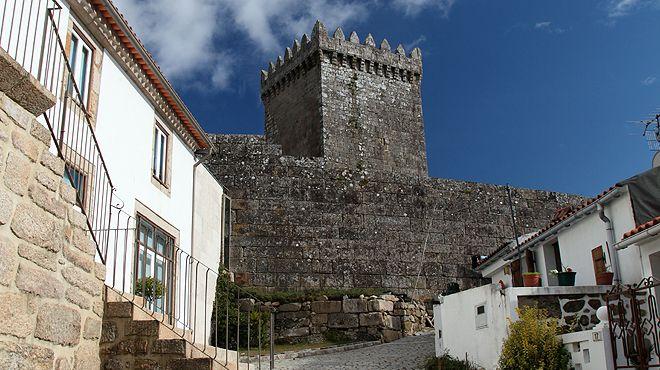 Castelo De Melgaco Www Visitportugal Com