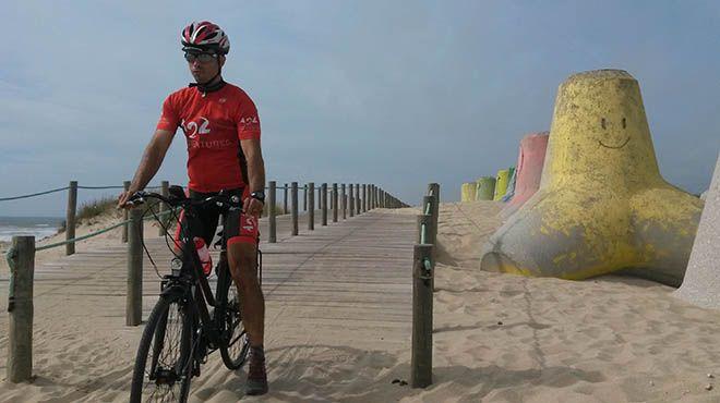 Praia de Silvalde&#10Local: Espinho&#10Foto: João Rodeia