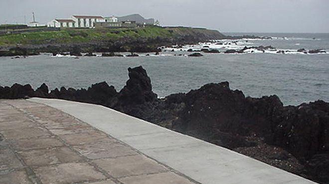 Zona Balnear do Negrito Ort: Angra do Heroísmo Foto: ABAE