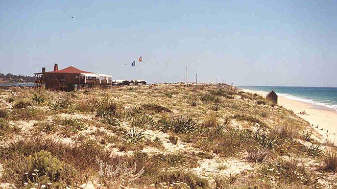 Praia do Ancão&#10Place: Loulé