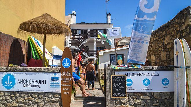 Anchorpoint &#10場所: Vila Praia de Âncora&#10写真: Anchorpoint
