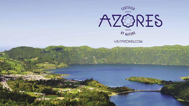 Açores - Certificado pela Natureza&#10Foto: Turismo dos Açores