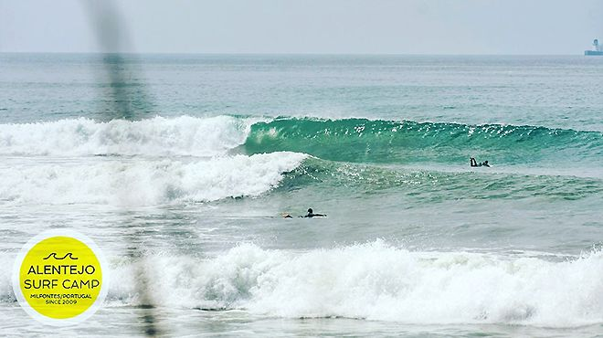 Alentejo Surf Camp Place: Vila Nova de Milfontes Photo: Alentejo Surf Camp