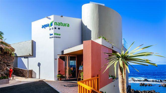 Aqua Natura Madeira Hotel&#10場所: Porto Moniz&#10写真: Aqua Natura Madeira Hotel