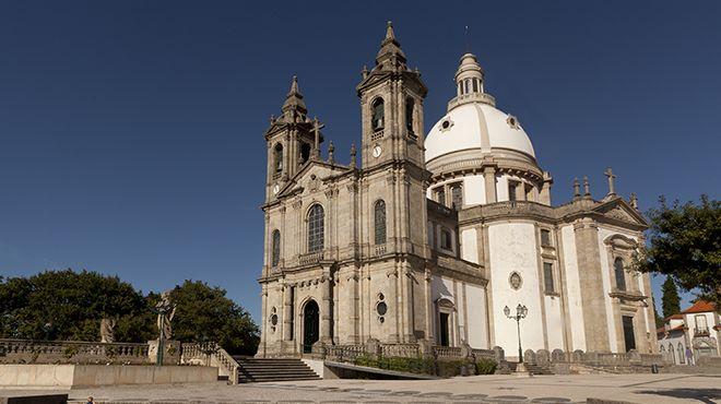 Santuário de Nossa Senhora do Sameiro&#10Local: Braga&#10Foto: Francisco Carvalho - Amatar