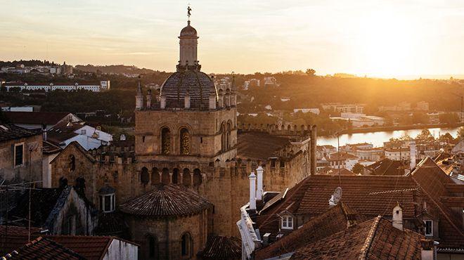Sé Velha de Coimbra Ort: Coimbra Foto: Emanuele Siracusa