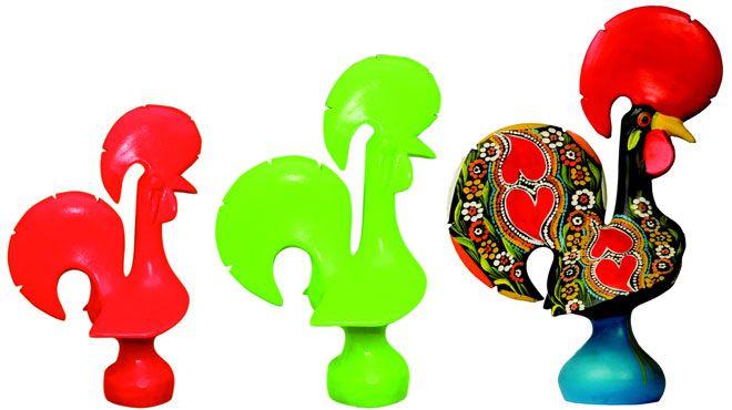 Barcelos Rooster by Associação de Turismo do Porto e Norte, AR Foto: Associação de Turismo do Porto e Norte, AR