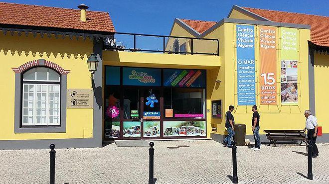 Centro Ciencia Viva Algarve Lugar Faro