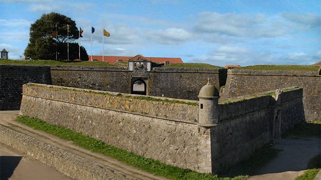 Forte de Santiago da Barra&#10Plaats: Viana do Castelo&#10Foto: Joca Fotógrafos / C. M. Viana do Castelo