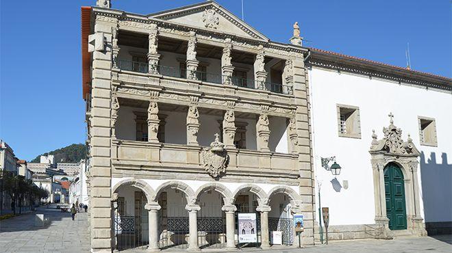 Igreja da Misericórdia de Viana do Castelo&#10Lugar Viana do Castelo&#10Foto: Câmara Municipal de Viana do Castelo
