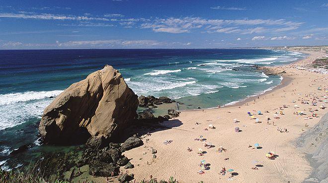 Praia de Santa Cruz&#10Plaats: Torres Vedras&#10Foto: Turismo do Oeste