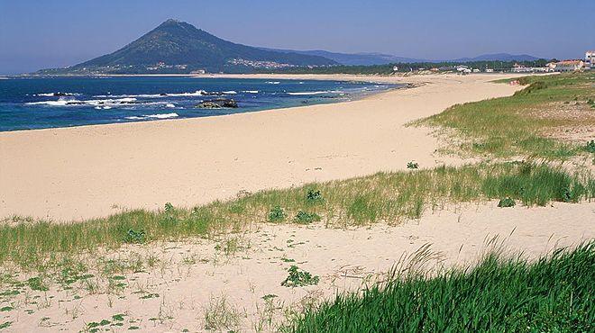 Praia de Moledo&#10Ort: Caminha